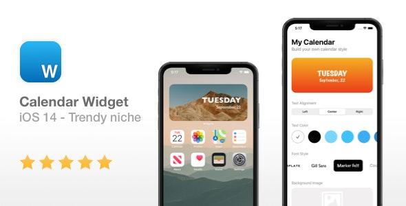 Calendar-Widget-v1.0-NEW-iOS-14-Widget