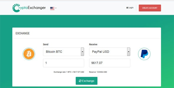 CryptoExchanger v4.1 - advanced exchanger and converter of electronic currencies