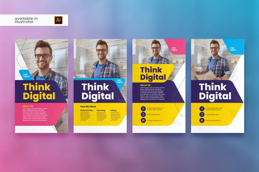 Digital Agency Stories