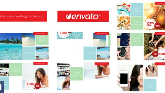 Ecommerce - Online Shop Promo
