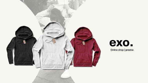 Exo shop - Online promo