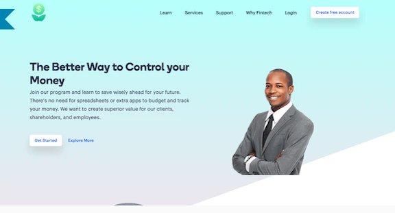 Fintech v 3.0 - Financial solution platform