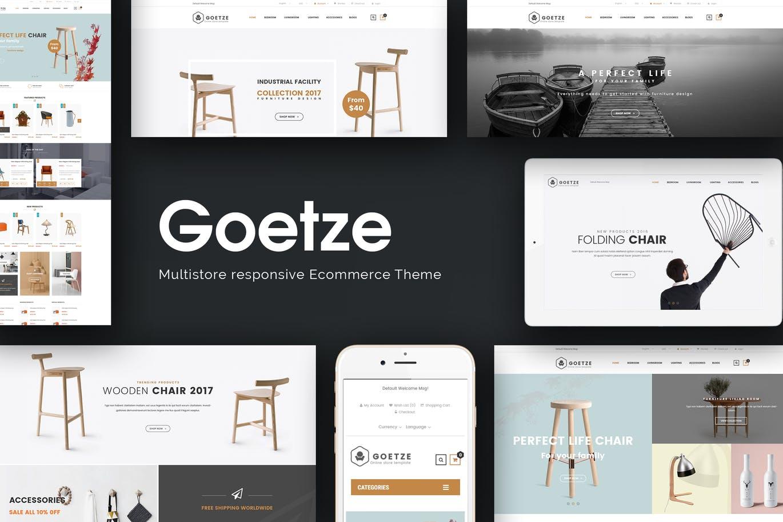 Goetze - Multipurpose Responsive Magento Theme