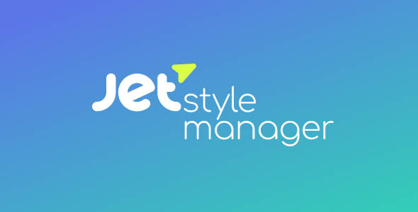 JetStyleManager 1.2.0 – Plugin for Elementor