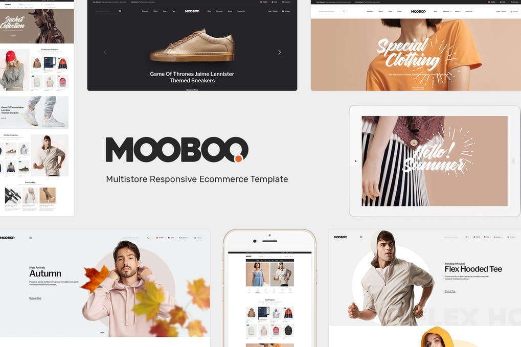 MooBoo - Fashion Prestashop Theme