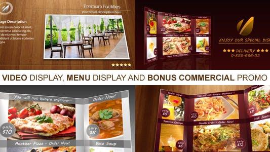 New Restaurant Presentation