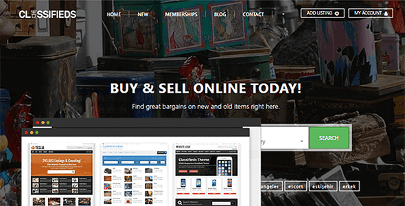 PremiumPress Classifieds Theme 10.3.0 NULLED