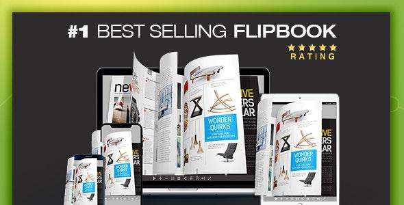 Real3D FlipBook jQuery Plugin