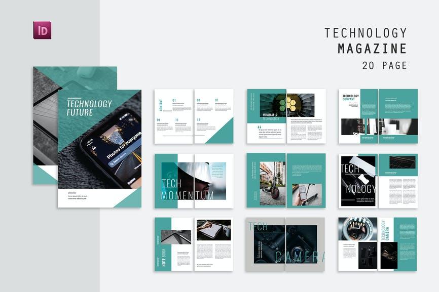 Technology Phone Magazine