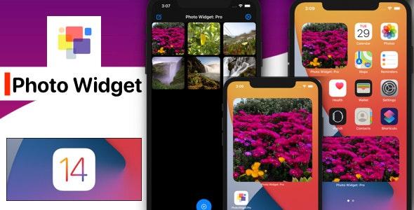 iOS 14 Photo Widget App (New iOS 14 Widget, SwiftUI)