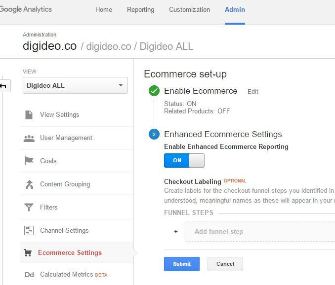 Google Analytics Multisite - Google Analytics script