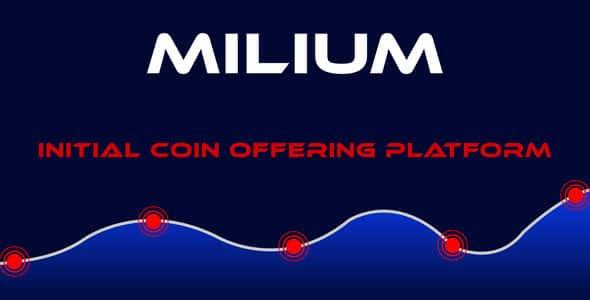 Milium - ICO platform