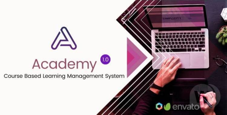 Proacademy v1.3 - LMS script and online courses