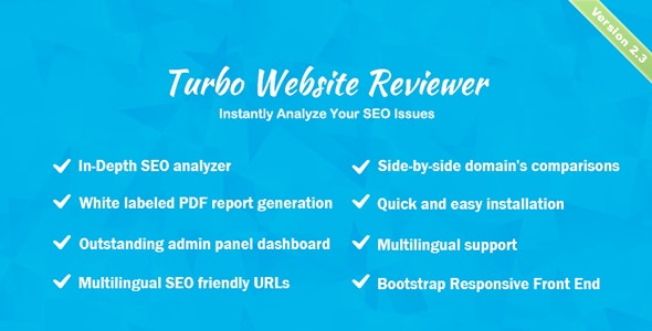 Turbo Website Reviewer