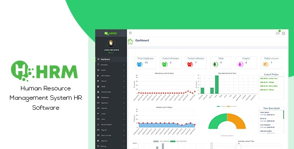 A1 HRM - Human Resources Management System