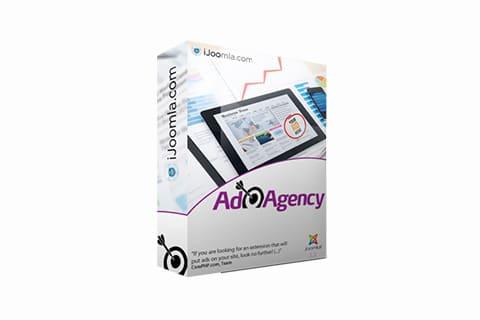 Ad Agency PRO v6.1.2 - ad management system for Joomla
