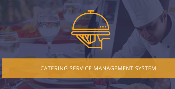 Catering - food delivery management system