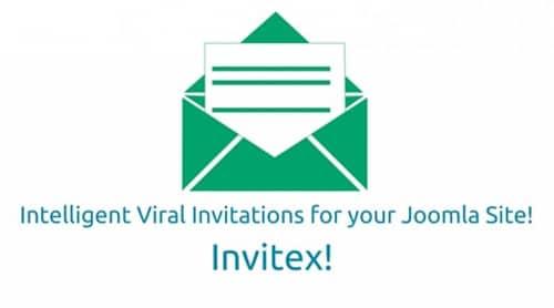 InviteX v3.0.4 - Joomla invitation system