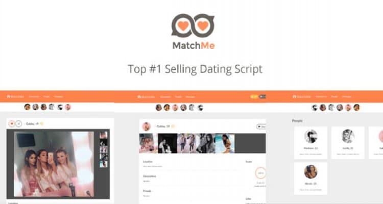 MatchMe v3.2 - dating site script