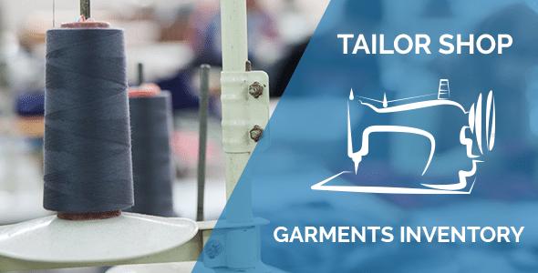 TailorShop - clothing management system