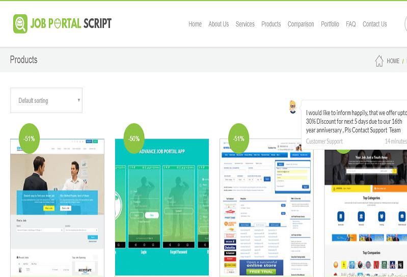 eJOB - job search script