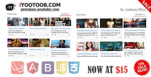 iYootoob - Youtube video script