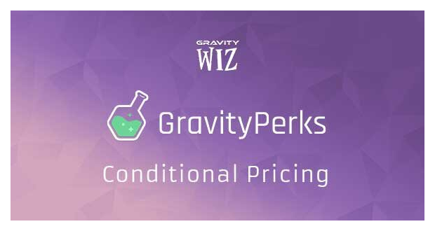 Gravity Perks Gravity Forms Conditional Pricing 1.2.46