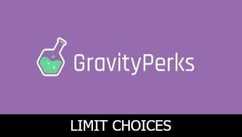 Gravity Perks Limit Choices Plugin 1.6.33