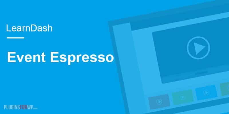 LearnDash LMS Event Espresso Integration Addon 1.1.0