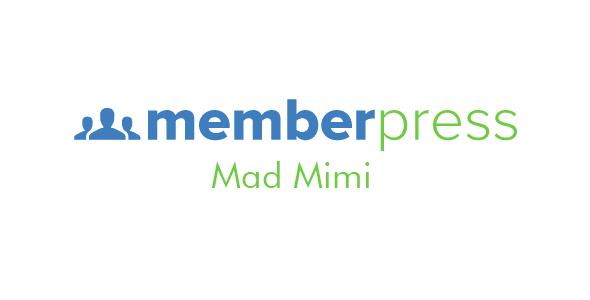 MemberPress Mad Mimi Addon