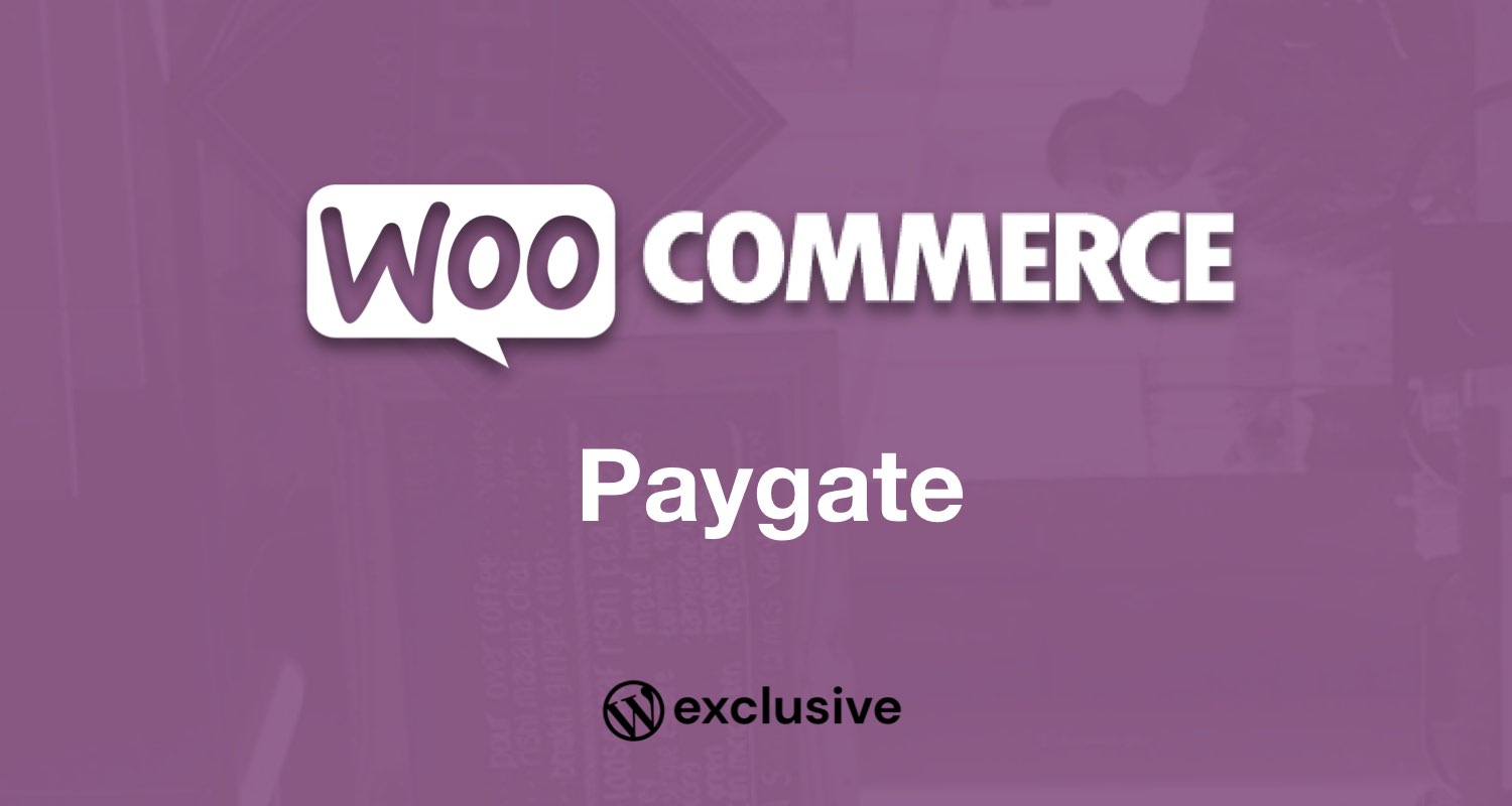 Paygate Payment Gateway for WooCommerce 1.3.4