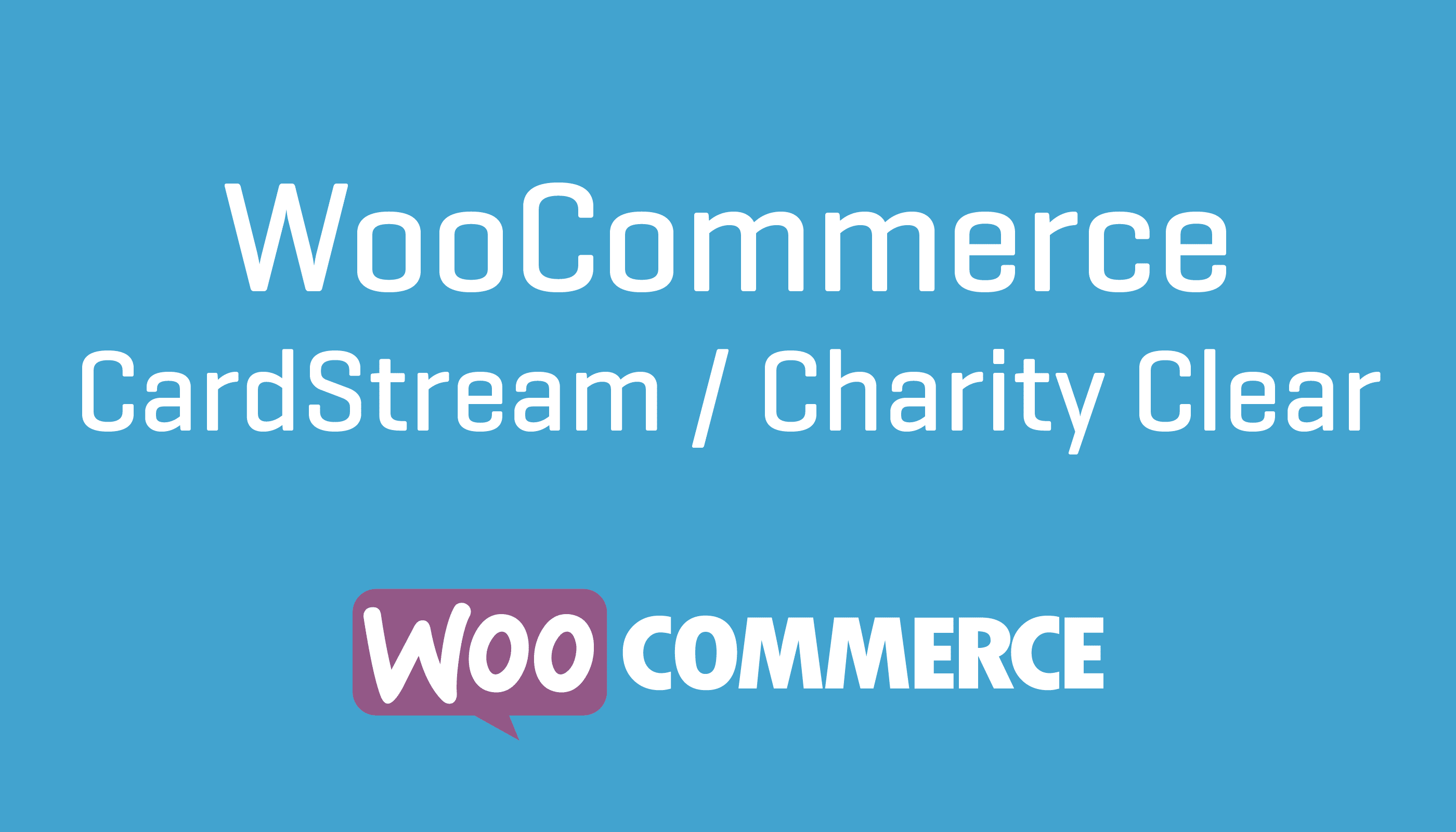 WooCommerce CardStream Charity Clear 2.2.2