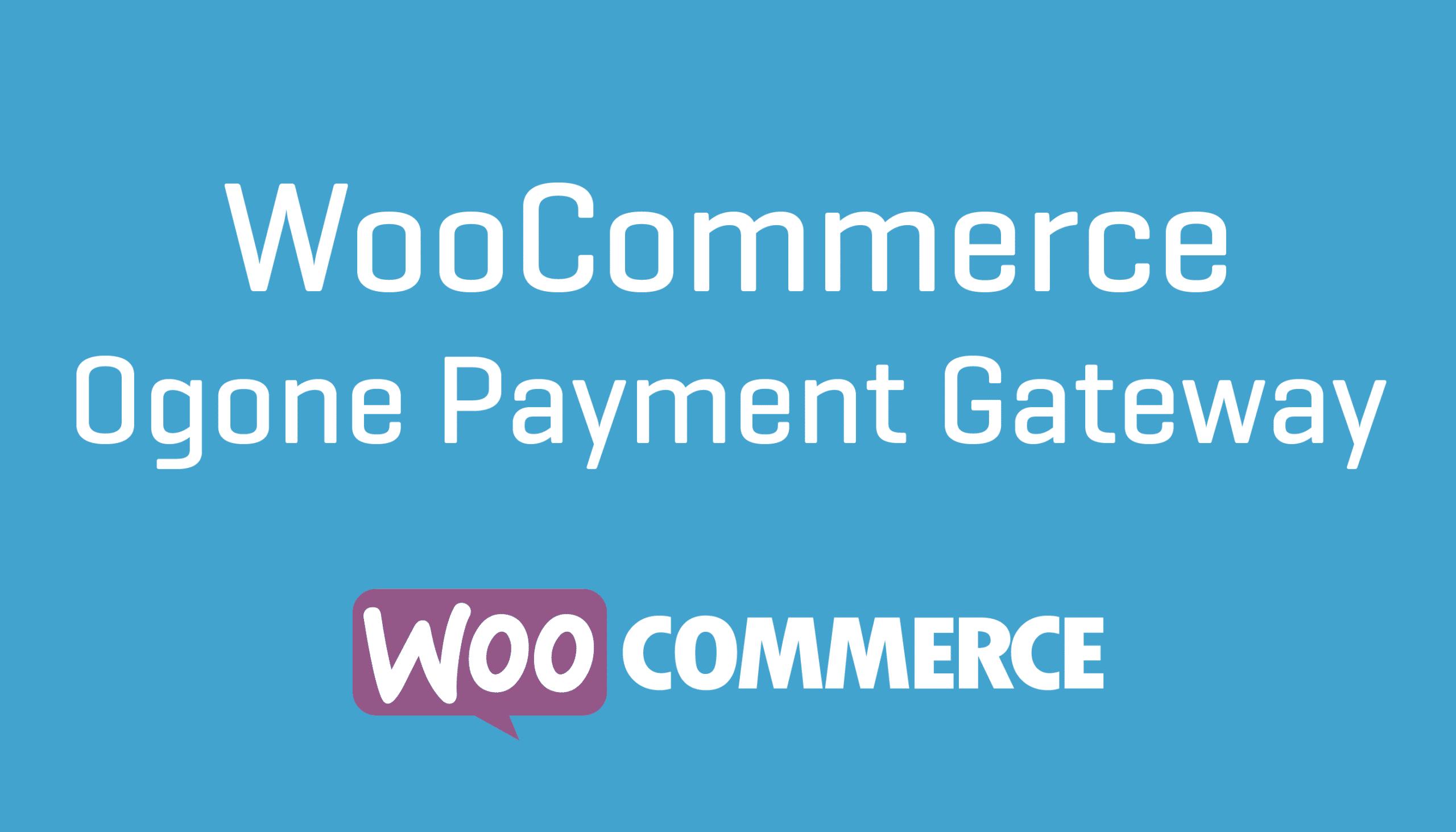WooCommerce Ogone 1.12.1