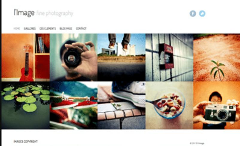 Viva Themes L' Image WordPress Theme 3.0.0