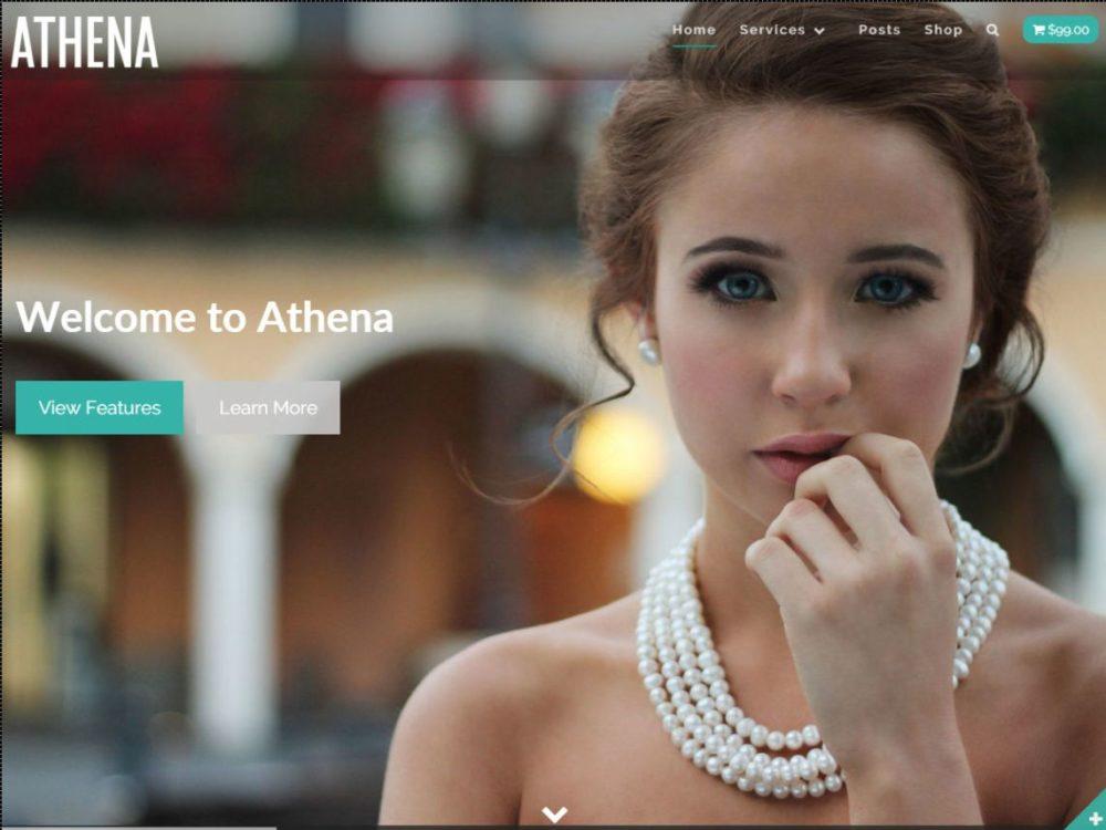 Athena Premium Theme for WooCommerce