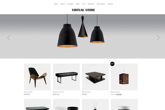 Dessign Virtual Store WooCommerce