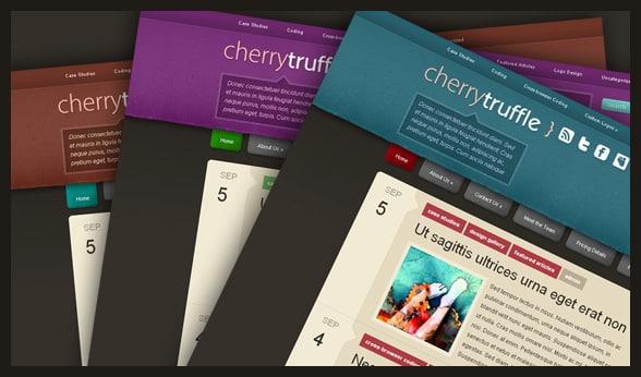 Elegant Themes CherryTruffle
