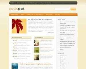 Elegant Themes EarthlyTouch
