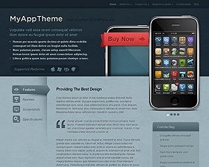 Elegant Themes MyApp