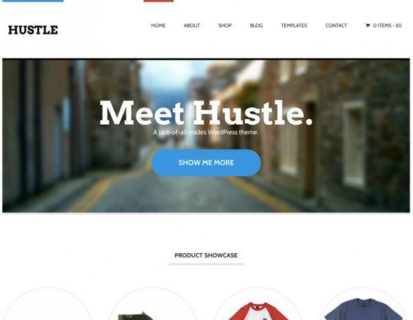 Hustle Themes for WooCommerce