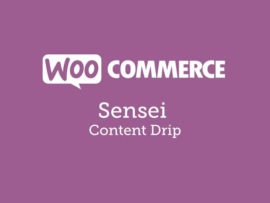 Sensei LMS Content Drip 2.1.0