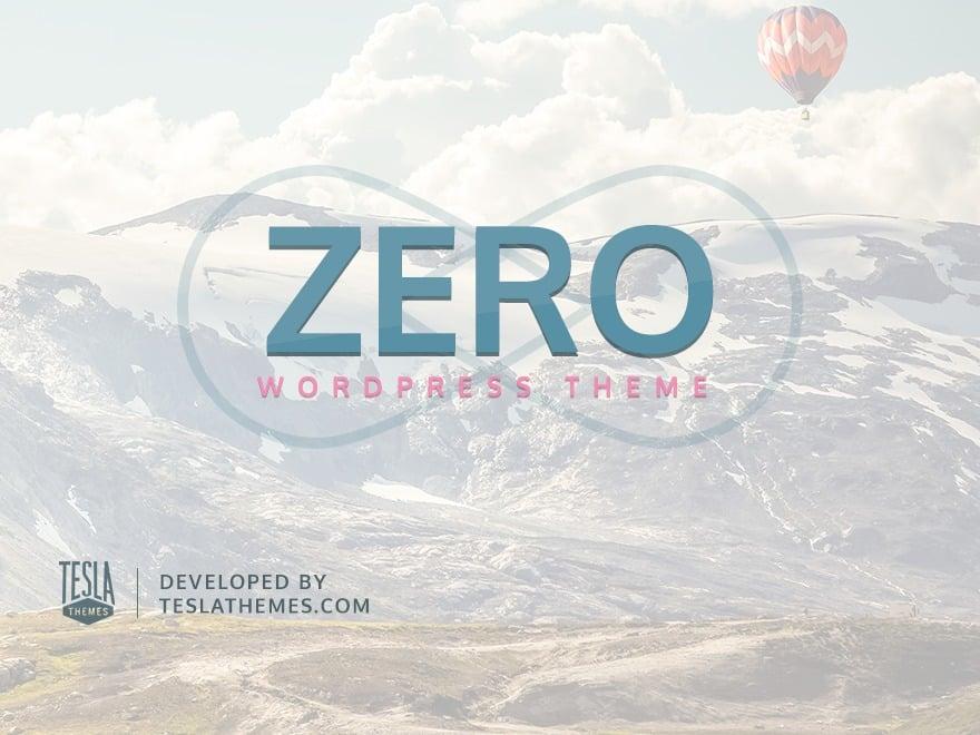 Tesla Themes Zero