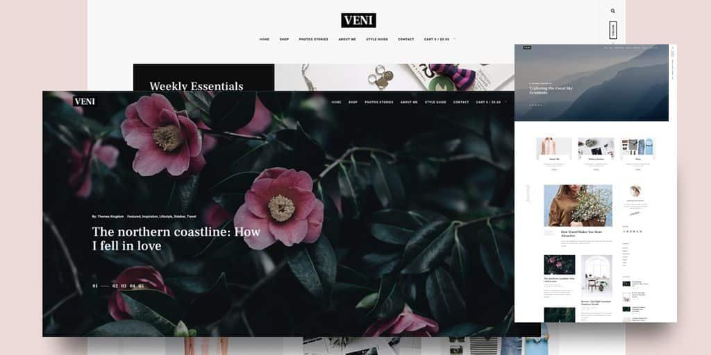 Themes Kingdom Veni