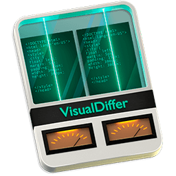 VisualDiffer – Compare folders and files side-by-side. 1.8.2