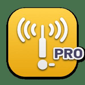 WiFi Explorer Pro – Pro-level Wi-Fi diagnostics