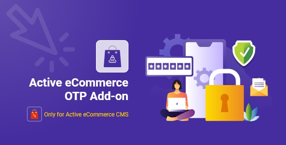 Active eCommerce OTP Add-on