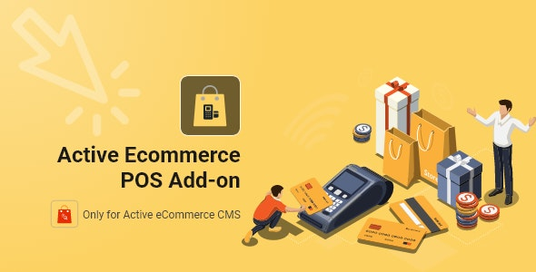 Active eCommerce POS Manager Add-on