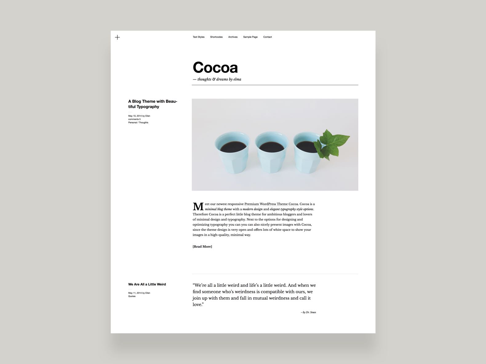 Elmastudio Cocoa