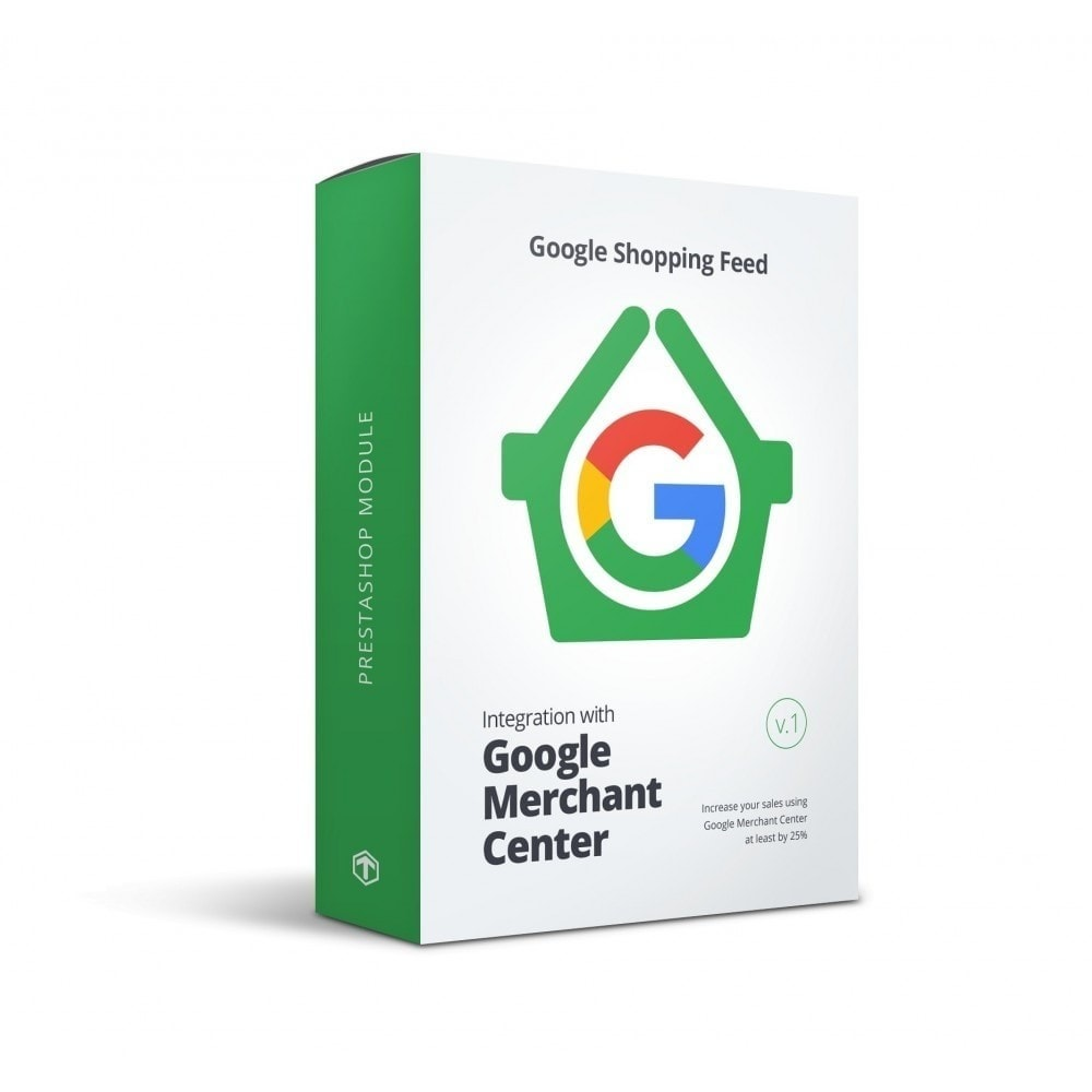 Google Shopping Feed Module in 3 min (Google Merchant Center)