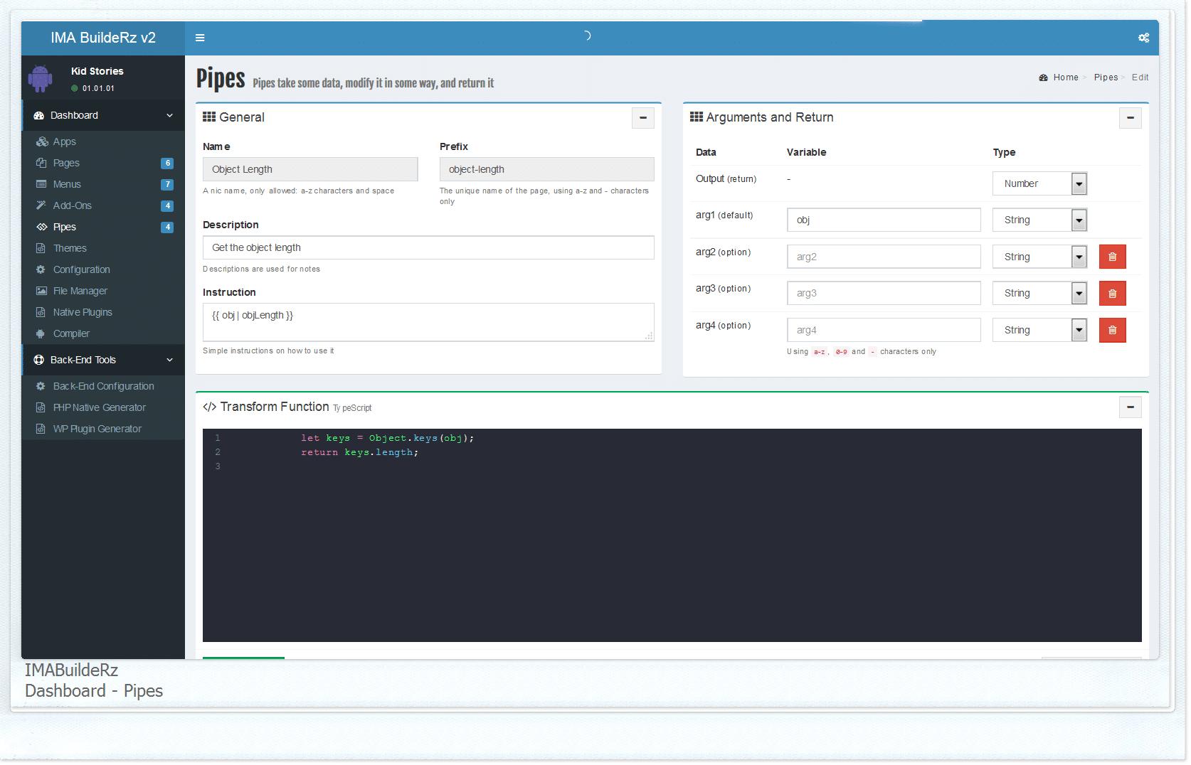 IMABuildeRz v3 – Ionic Mobile App Builder + Code Generator